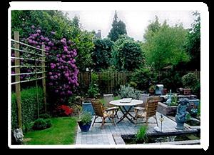 Création jardins Tournai